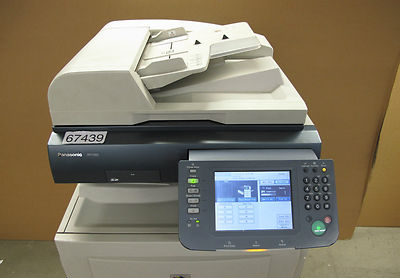 Panasonic dp c262 printer